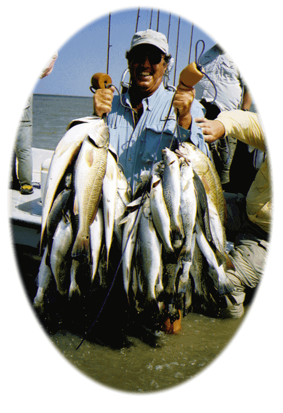 Fishing Guide Captain Kelly Parks